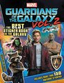 MARVEL's Guardians of the Galaxy Vol 2 The Best Sticker Book in the Galaxy