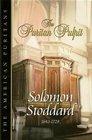 The Puritan Pulpit Solomon Stoddard