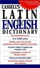 Cassell's Concise Latin-English English-Latin Dictionary