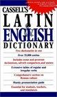 Cassell's Concise LatinEnglish EnglishLatin Dictionary