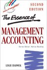 The Essence of Management Accounting