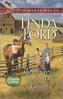 The Cowboy's Ready-Made Family (Montana Cowboys, Bk 1) (Love Inspired Historical, No 319)