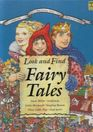 Look and Find Fairy Tales Snow White Goldilocks Little Mermaid Sleeping Beauty Three Little Pigs and More