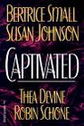Captivated: Ecstasy /  Bound and Determined /  Dark Desires /  A Lady's Pleasure