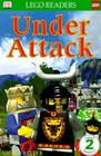 DK LEGO Readers: Castle Under Attack (Level 2: Beginning to Read Alone)