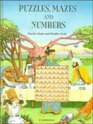 Puzzles Mazes and Numbers