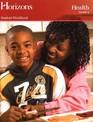Horizons Health Grade 5 Student Workbook