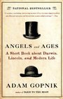 Angels and Ages Lincoln Darwin and the Birth of the Modern Age