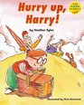 Longman Book Project Fiction Band 2 Cluster F Harry Hurry Up Harry Extra Large Format