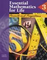 Essential Mathematics for Life Book 3 Percents and Proportions