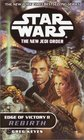 Edge of Victory II: Rebirth (Star Wars: The New Jedi Order, Book 8)