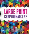 Large Print Cryptograms 2