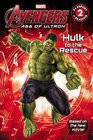 Marvel's Avengers Age of Ultron Hulk to the Rescue