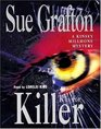 K is for Killer (Kinsey Millhone, Bk 11) (Abridged Audio Cassette)