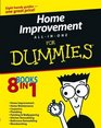 Home Improvement AllinOne for Dummies