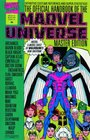 Essential Official Handbook Of The Marvel Universe - Master Edition Volume 1 TPB