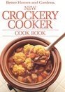 Better Homes and Gardens New Crockery Cooker Cook Book