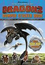How to Train Your Dragon 2 Bumper Sticker Book