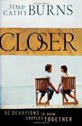 Closer 52 Devotions to Draw Couples Together