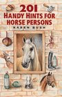 201 Handy Hints for Horse Persons