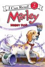 Marley Messy Dog