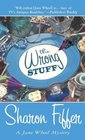 The Wrong Stuff (Jane Wheel, Bk 3)