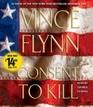 Consent to Kill (Mitch Rapp, Bk 8) (Audio CD)