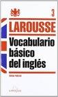 Vocabulario bsico del Ingls