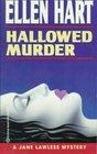 Hallowed Murder (Jane Lawless, Bk 1)