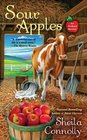 Sour Apples (Orchard Mystery, Bk 6)
