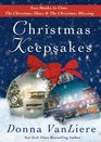 Christmas Keepsakes Two Books in One The Christmas Shoes  The Christmas Blessing