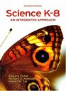 Science K-8 An Integrated Approach