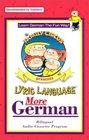 Lyric Language: German/English: Series 2: Audio Cassette