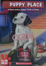 Cody (The Puppy Place, Bk 13)