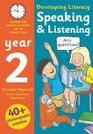 Speaking and Listening - Year 2 Photocopiable Activities for the Literacy Hour