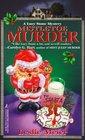 Mistletoe Murder (aka Mail Order Murder) (Lucy Stone, Bk 1)
