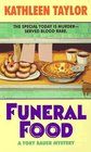 Funeral Food (Tory Bauer Mystery #1)