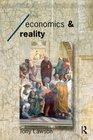 Economics and Reality
