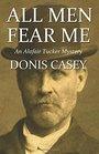 All Men Fear Me: An Alafair Tucker Mystery (Alafair Tucker Mysteries)