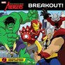 The Avengers Earth's Mightiest Heroes Breakout