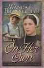 On Her Own (Brides of Webster County, Bk 2)
