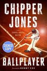 Ballplayer AUTOGRAPHED by Chipper Jones (SIGNED EDITION) 4/8/17