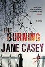 The Burning (Maeve Kerrigan, Bk 1)