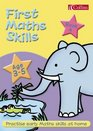 First Maths Skills 3-5 Bk 4
