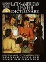 Diccionario espaol/ingls - ingls/espaol Random House de espaol latinoamericano