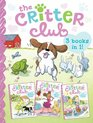 The Critter Club Amy and the Missing Puppy All About Ellie Liz Learns a Lesson