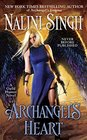 Archangel's Heart (Guild Hunter, Bk 9)
