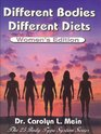 Different Bodies Different Diets  Women's Edition