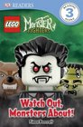DK Readers L3 LEGO Monster Fighters Watch Out Monsters About