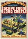 Escape from Blood Castle (Usborne Puzzle Adventures)